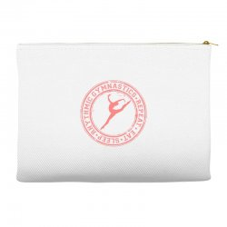 Eat, sleep, Rhythmic gymnastics, Repeat IV Accessory Pouches | Artistshot
