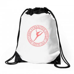 Eat, sleep, Rhythmic gymnastics, Repeat IV Drawstring Bags | Artistshot