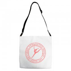 Eat, sleep, Rhythmic gymnastics, Repeat IV Adjustable Strap Totes | Artistshot