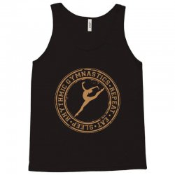 Eat, sleep, Rhythmic gymnastics, Repeat II Tank Top | Artistshot