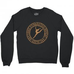 Eat, sleep, Rhythmic gymnastics, Repeat II Crewneck Sweatshirt | Artistshot