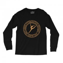 Eat, sleep, Rhythmic gymnastics, Repeat II Long Sleeve Shirts | Artistshot