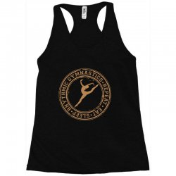 Eat, sleep, Rhythmic gymnastics, Repeat II Racerback Tank | Artistshot