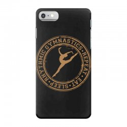 Eat, sleep, Rhythmic gymnastics, Repeat II iPhone 7 Case | Artistshot