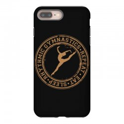 Eat, sleep, Rhythmic gymnastics, Repeat II iPhone 8 Plus Case | Artistshot