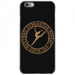 Eat, sleep, Rhythmic gymnastics, Repeat II iPhone 6/6s Case | Artistshot