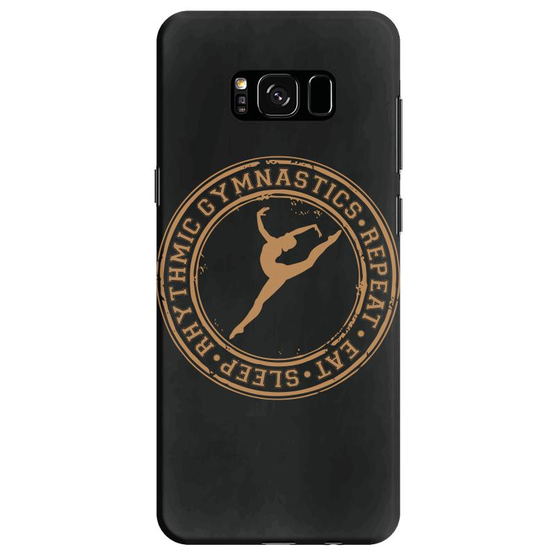Eat, Sleep, Rhythmic Gymnastics, Repeat Ii Samsung Galaxy S8 Case | Artistshot