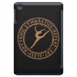 Eat, sleep, Rhythmic gymnastics, Repeat II iPad Mini Case | Artistshot