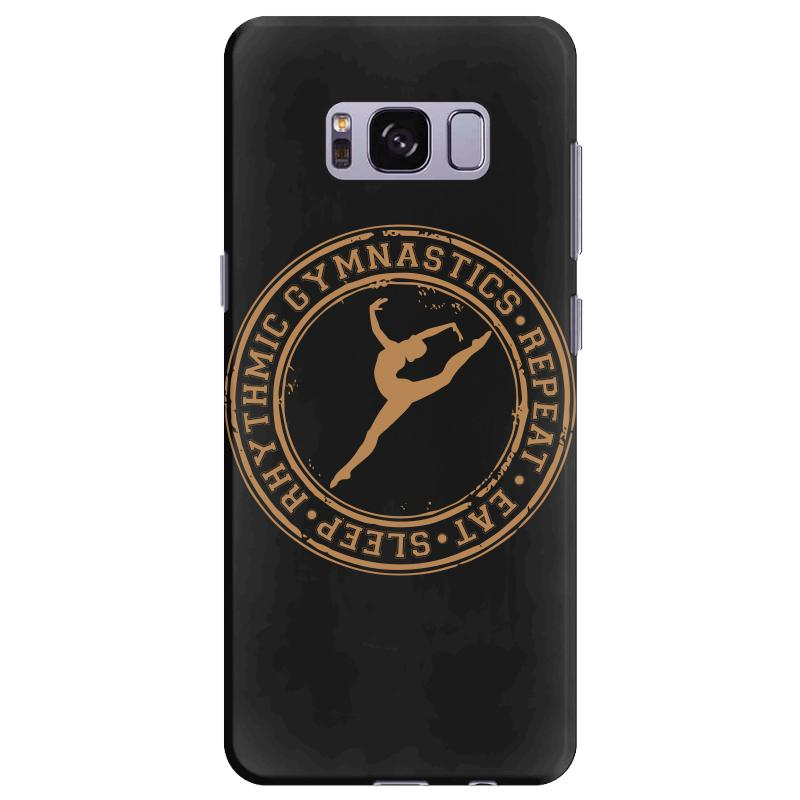 Eat, Sleep, Rhythmic Gymnastics, Repeat Ii Samsung Galaxy S8 Plus Case | Artistshot