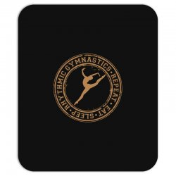 Eat, sleep, Rhythmic gymnastics, Repeat II Mousepad | Artistshot