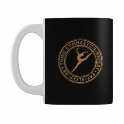 Eat, sleep, Rhythmic gymnastics, Repeat II Mug | Artistshot