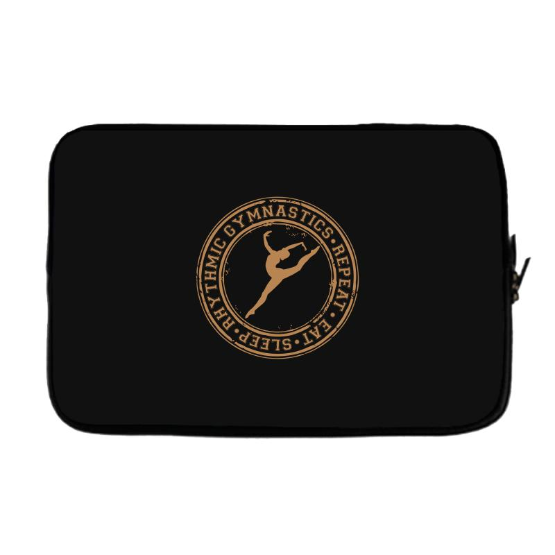 Eat, Sleep, Rhythmic Gymnastics, Repeat Ii Laptop Sleeve | Artistshot