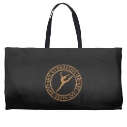 Eat, sleep, Rhythmic gymnastics, Repeat II Weekender Totes | Artistshot