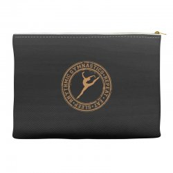 Eat, sleep, Rhythmic gymnastics, Repeat II Accessory Pouches | Artistshot