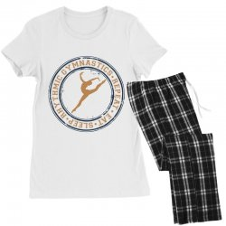Eat, sleep, Rhythmic gymnastics, Repeat I Women's Pajamas Set | Artistshot
