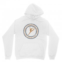 Eat, sleep, Rhythmic gymnastics, Repeat I Unisex Hoodie | Artistshot