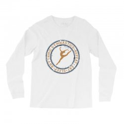 Eat, sleep, Rhythmic gymnastics, Repeat I Long Sleeve Shirts | Artistshot