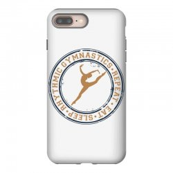 Eat, sleep, Rhythmic gymnastics, Repeat I iPhone 8 Plus Case | Artistshot