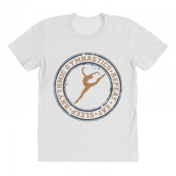 Eat, sleep, Rhythmic gymnastics, Repeat I All Over Women's T-shirt | Artistshot