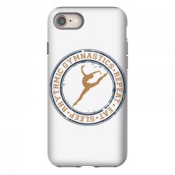 Eat, sleep, Rhythmic gymnastics, Repeat I iPhone 8 Case | Artistshot