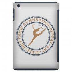 Eat, sleep, Rhythmic gymnastics, Repeat I iPad Mini Case | Artistshot