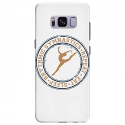 Eat, sleep, Rhythmic gymnastics, Repeat I Samsung Galaxy S8 Plus Case | Artistshot