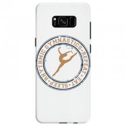 Eat, sleep, Rhythmic gymnastics, Repeat I Samsung Galaxy S8 Case | Artistshot