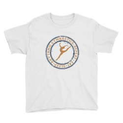 Eat, sleep, Rhythmic gymnastics, Repeat I Youth Tee | Artistshot