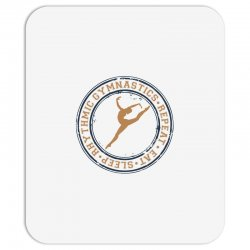 Eat, sleep, Rhythmic gymnastics, Repeat I Mousepad | Artistshot
