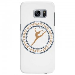 Eat, sleep, Rhythmic gymnastics, Repeat I Samsung Galaxy S7 Edge Case | Artistshot