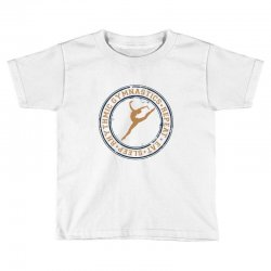 Eat, sleep, Rhythmic gymnastics, Repeat I Toddler T-shirt | Artistshot