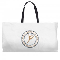 Eat, sleep, Rhythmic gymnastics, Repeat I Weekender Totes | Artistshot