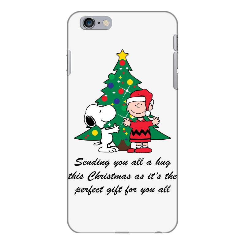 Iphone 6 Plus Christmas Case.Sending You All A Hug This Christmas Iphone 6 Plus 6s Plus Case By Artistshot