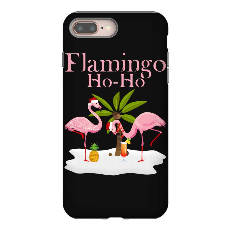 pretty nice addfa c48ca Flamingo Ho Ho Iphone 8 Plus Case. By Artistshot