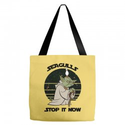 seagulls stop it now Tote Bags | Artistshot