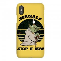 seagulls stop it now iPhoneX Case | Artistshot