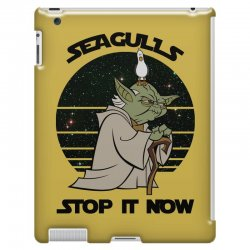 seagulls stop it now iPad 3 and 4 Case | Artistshot