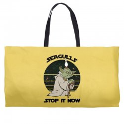 seagulls stop it now Weekender Totes | Artistshot