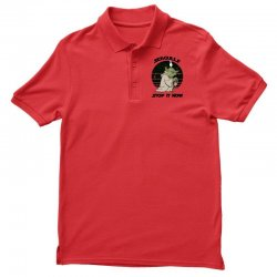 seagulls stop it now Polo Shirt | Artistshot