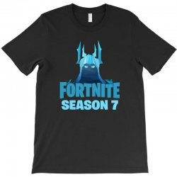 fortnite season 7 the ice king T-Shirt | Artistshot