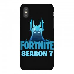fortnite season 7 the ice king iPhoneX Case | Artistshot