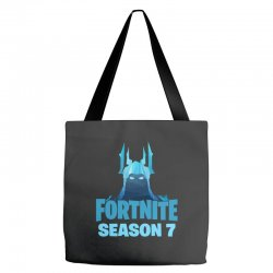 fortnite season 7 the ice king Tote Bags | Artistshot
