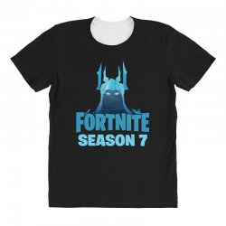fortnite season 7 the ice king All Over Women's T-shirt | Artistshot