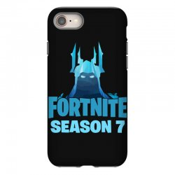 fortnite season 7 the ice king iPhone 8 Case | Artistshot