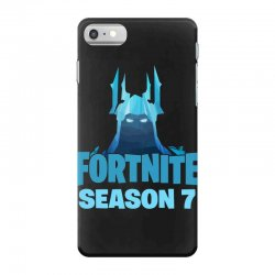 fortnite season 7 the ice king iPhone 7 Case | Artistshot