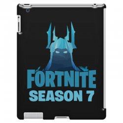 fortnite season 7 the ice king iPad 3 and 4 Case | Artistshot