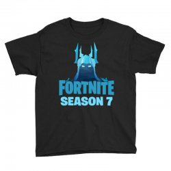 fortnite season 7 the ice king Youth Tee | Artistshot