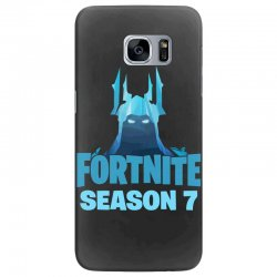 fortnite season 7 the ice king Samsung Galaxy S7 Edge Case | Artistshot