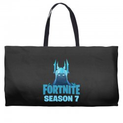 fortnite season 7 the ice king Weekender Totes | Artistshot