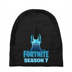fortnite season 7 the ice king Baby Beanies | Artistshot
